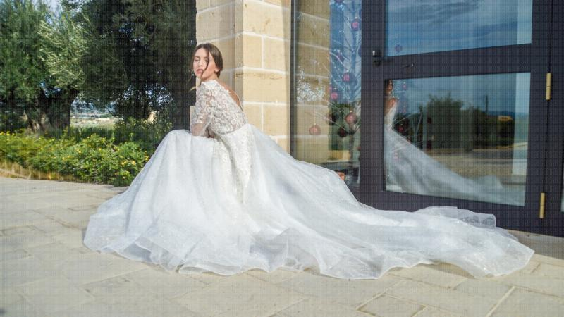 Commercial shooting - My Sposa Atelier