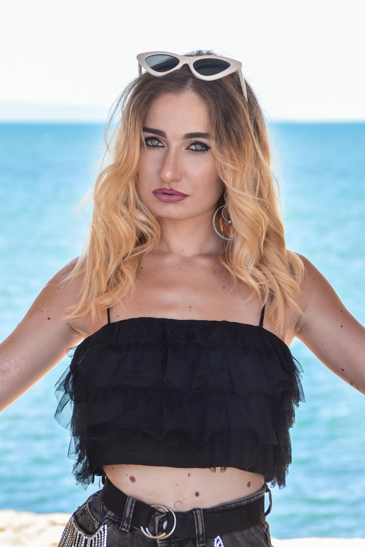Angela Gabriella Giannino Fotomodella| BSA Agency di Barone Salvatore Alessandro