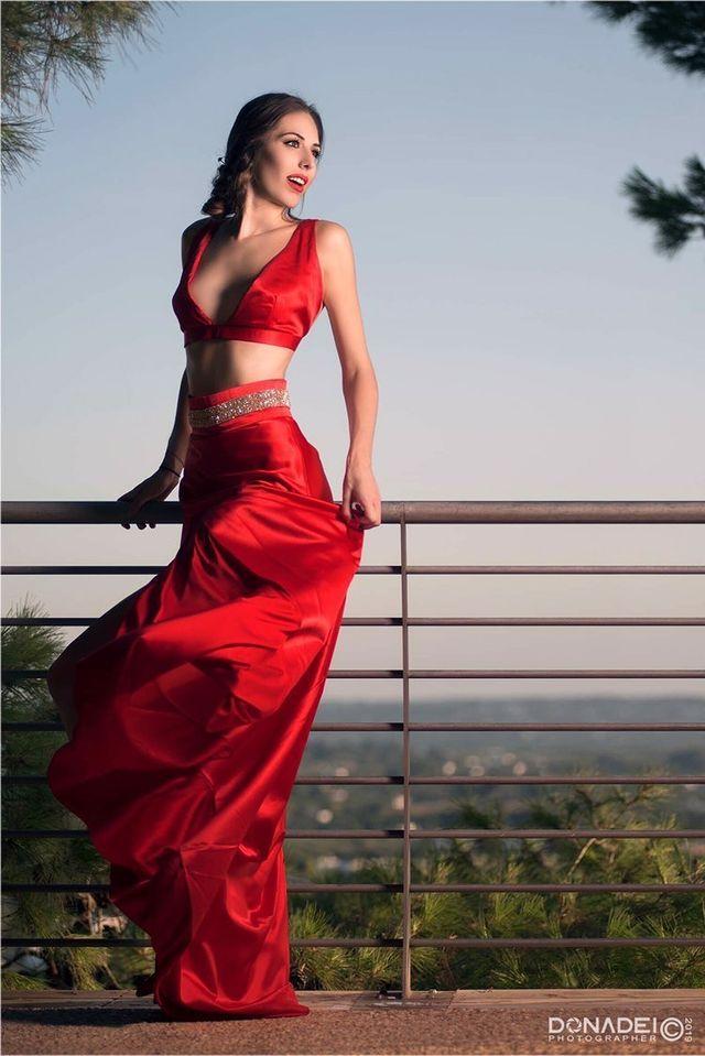 Grazia Martina Vincitorio Fotomodella|Modella|