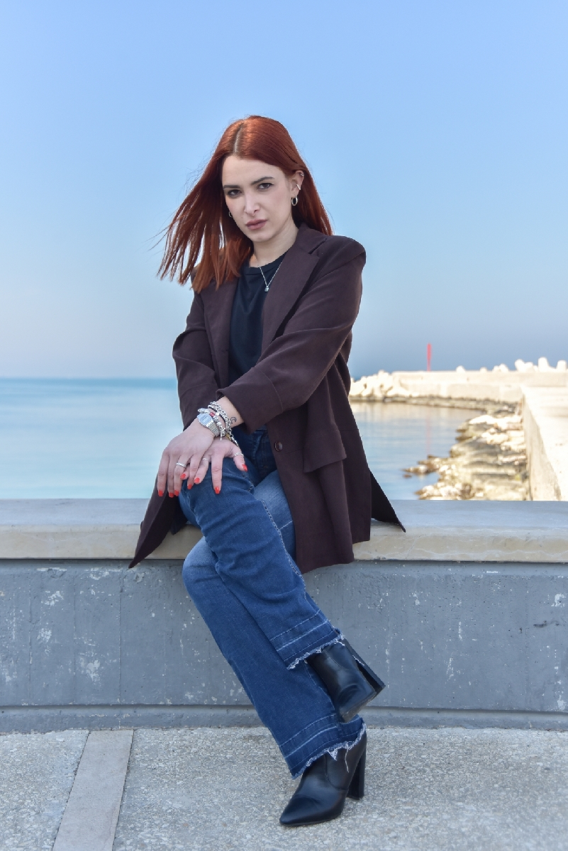 Ilaria Taldone Hostess Fotomodella 