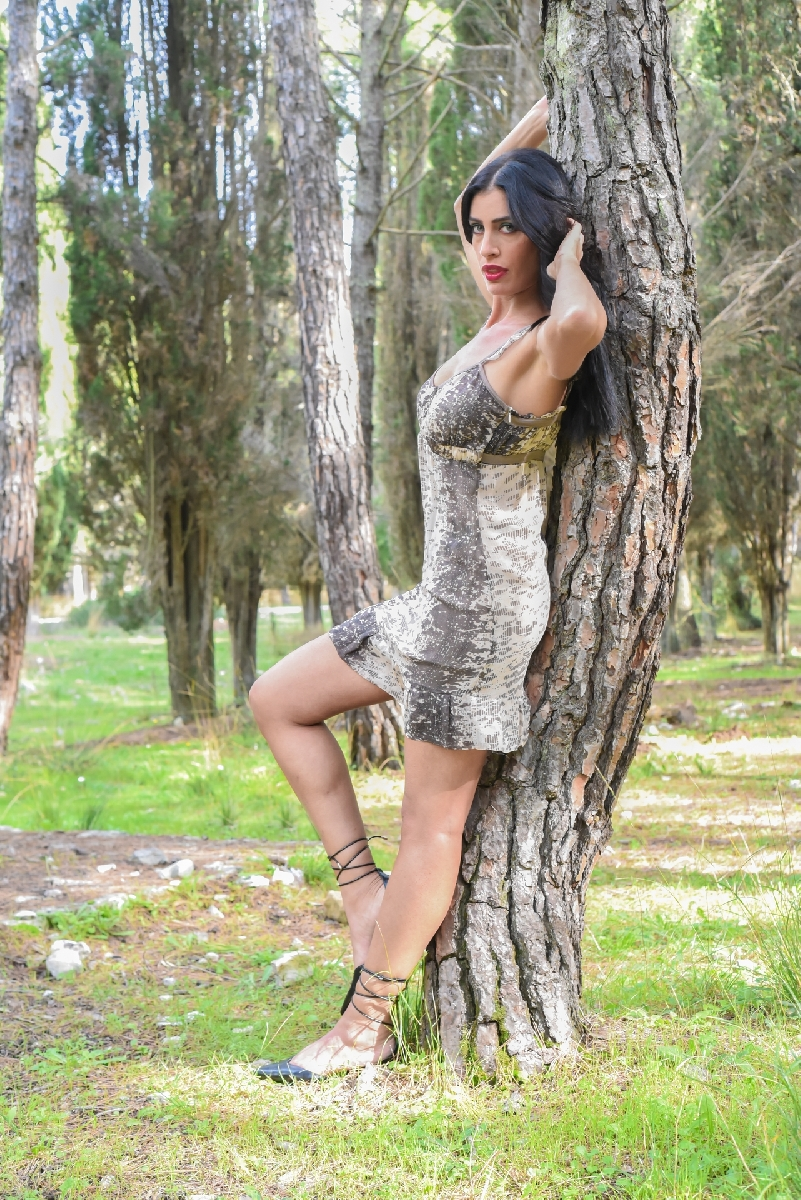 Mariaelena Garofalo Promoter Hostess Fotomodella Modella 