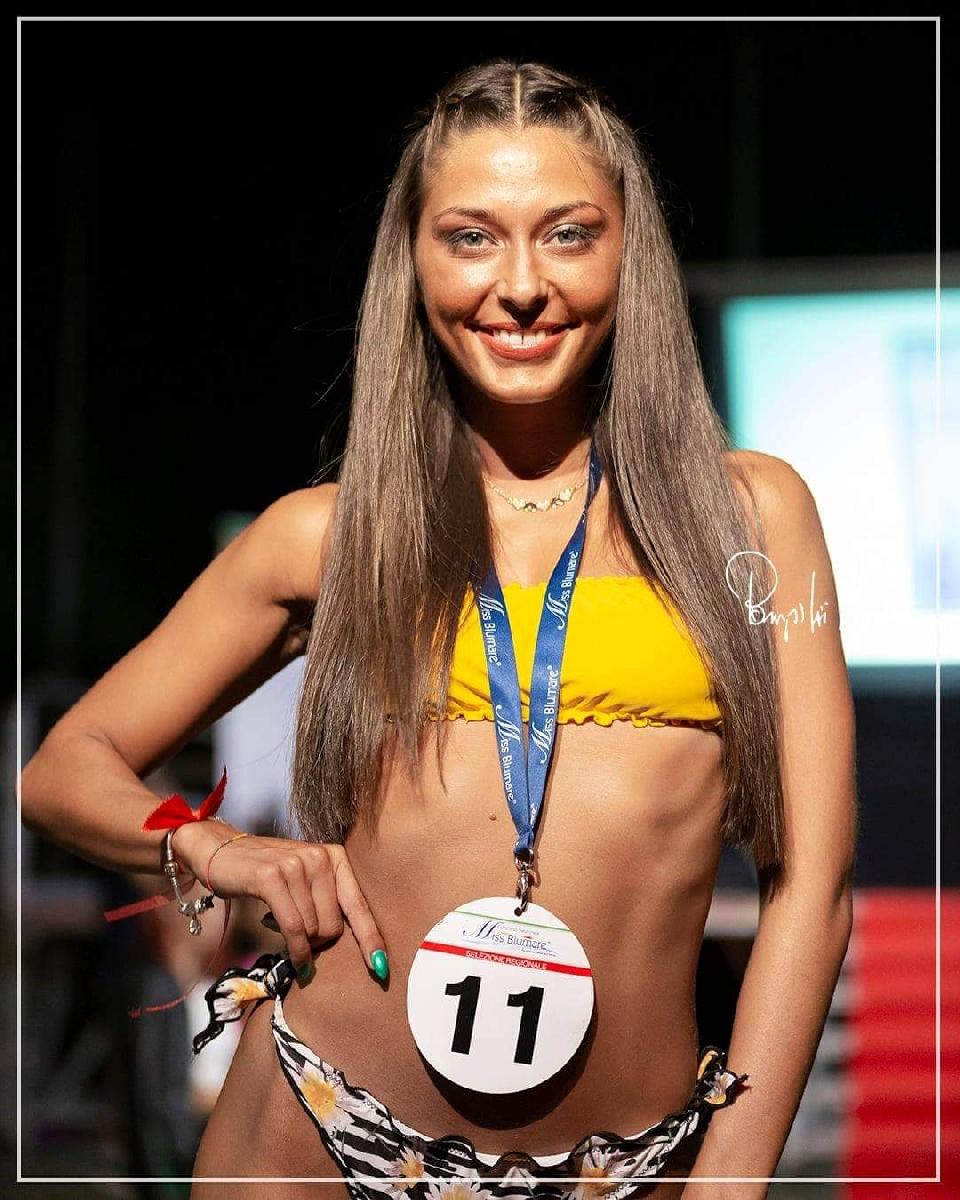 Noemi Scirocco Promoter Hostess Fotomodella 