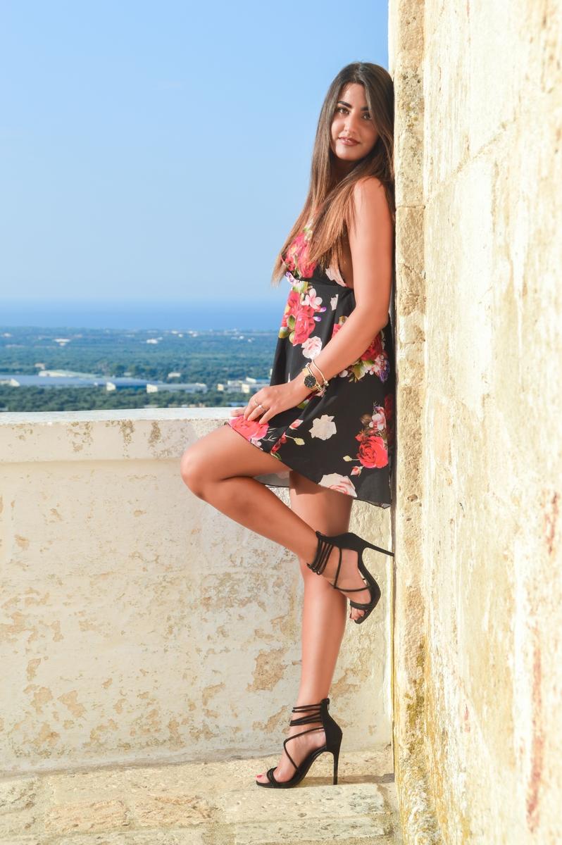 Maria Silvia D'Acquarica Fotomodella|Modella|