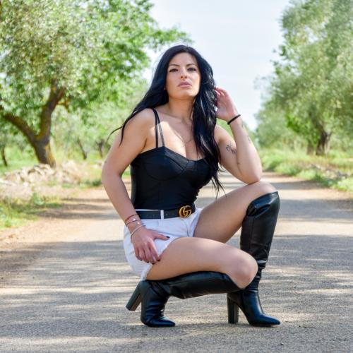 Valentina Coratella Fotomodella Modella  BSA Agency di Barone Salvatore Alessandro