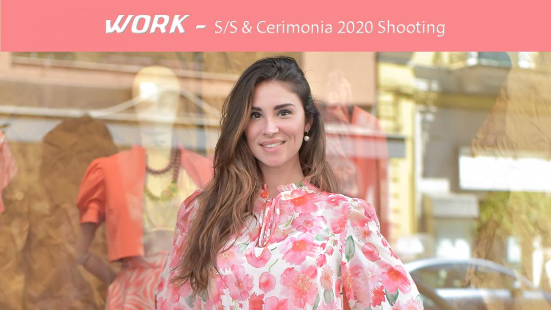 Shooting S/S & Cerimonia 2020 - Concept 79th
