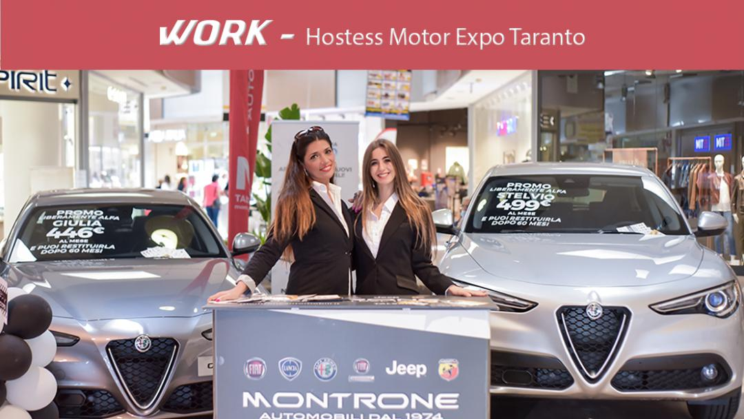 Hostess - Montrone Automobili 79th