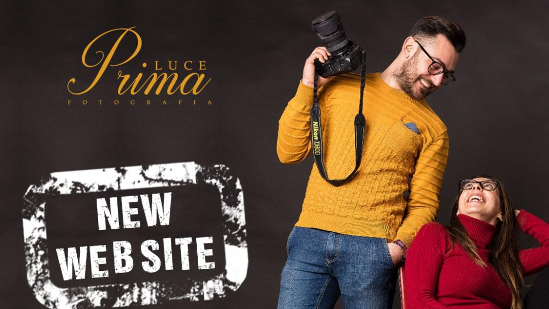 Online primalucefotografia.it - Multipage site portfolio 79th