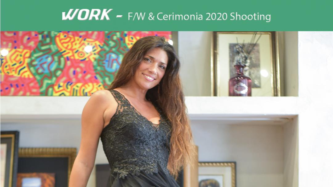 Shooting F/W & Cerimonia 2020 - Concept 79th