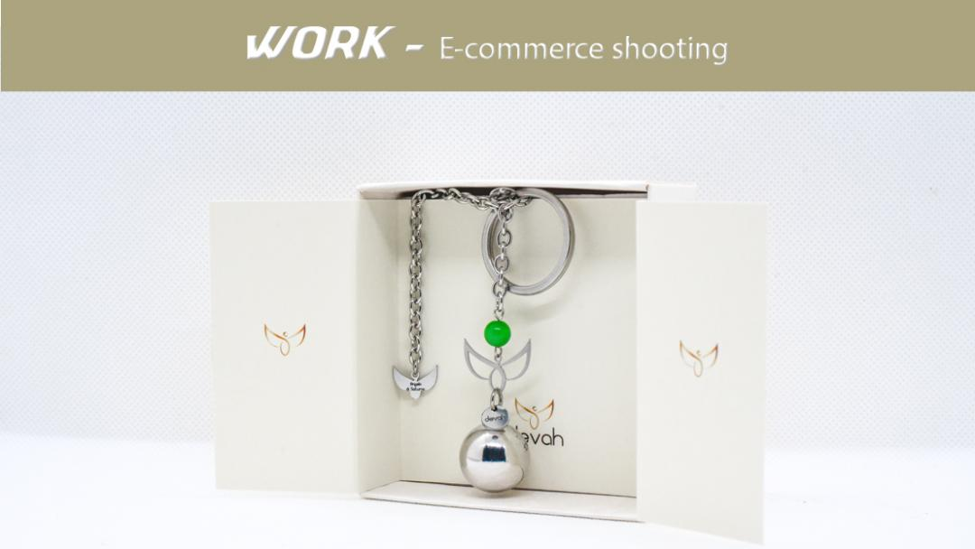 Shooting ecommerce bijoux handmade - Devah 79th